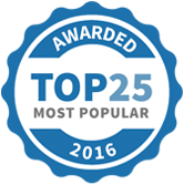 Top 25 Most Popular Party and Event Suppliers for 2016